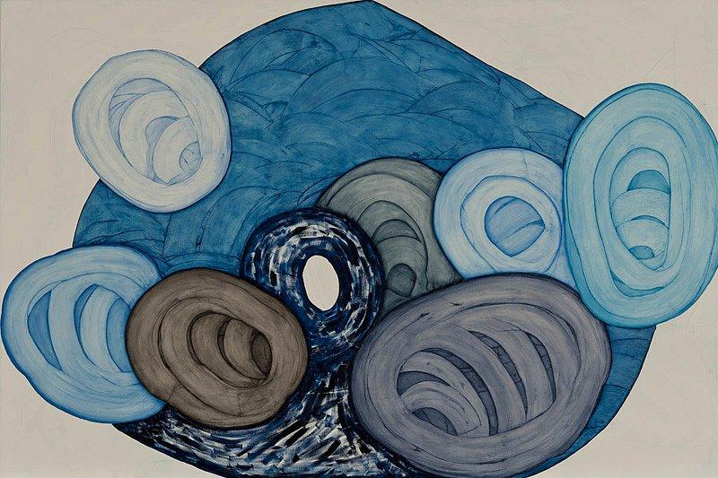 Blue Horn of Plenty